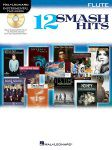 12 Smash Hits for Flute Book/CD