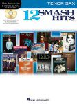 12 Smash Hits for Tenor Sax Book/CD