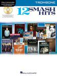 12 Smash Hits for Trombone Book/CD