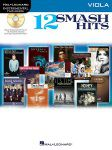 12 Smash Hits for Viola Book/CD