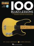 100 Blues Lessons for Bass Guitar