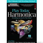 Hal Leonard Harmonica Play Harmonica Today! Complete Kit  00703707
