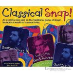 Hal Leonard Card Game Classical Snap! 14007005