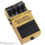 Boss AC-3 Acoustic Simulator Effect Pedal