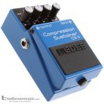 Boss CS-3 Compression Sustainer Effect Pedal