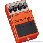 "Boss DS-1X Distortion ""Special Edition"" Effect Pedal"