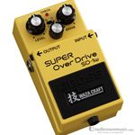 Boss SD-1W Overdrive Waza Craft Effect Pedal
