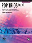 Pop Trios for All (Revised and Updated) [Viola]