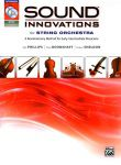 Sound Innovations for String Orchestra, Book 2 [Conductor's Score] CD/DVD