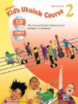 Alfred's Kid's Ukulele Course 2 [Ukulele] Book/CD