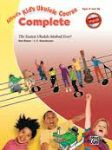 Alfred's Kid's Ukulele Course Complete [Ukulele] Book/MP3 CD