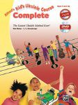 Alfred's Kid's Ukulele Course Complete [Ukulele] Book/CD/DVD/MP3