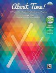 About Time 18 Rhythm Stick Routines Book/CD