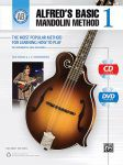 Alfred's Basic Mandolin Method 1 Book/CD/DVD Revised