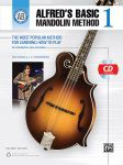 Alfred's Basic Mandolin Method 1 Book/CD Revised