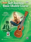 Alfred's Self-Teaching Basic Ukulele Course [Ukulele] Book/CD
