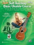 Alfred's Self-Teaching Basic Ukulele Course [Ukulele] Book/CD/DVD