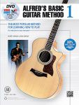 Alfred's Basic Guitar Method 1 (3rd Edition) [Guitar] DVD/Video/Audio Access