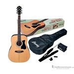 Ibanez Jampack Dreadnought Acoustic Guitar