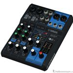 Yamaha MG06X 6-Input MG Series Compact Mixer with SPX Effects