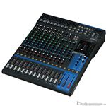 Yamaha MG20XU 20-Channel MG Series Analog Mixer with SPX Effects