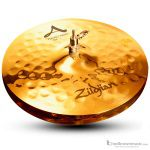 "Zildjian A0144 13"" Pocket Hi Hats Pair A Series Cymbal"