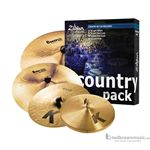 Zildjian K0801C K Series Country Pack Cymbal Set