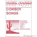 Melody Harp Music Maker Cowboy Songs MM21