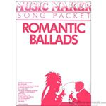 Melody Harp Music Maker Romantic Ballads MM28