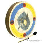 "Remo Buffalo Drum 16"" With Graphic"