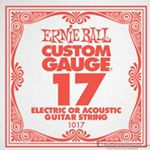 Ernie Ball String Guitar .017 Steel 1016