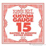 Ernie Ball String Guitar .015 Steel 1015S