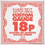 Ernie Ball String Guitar .018 Steel 1018