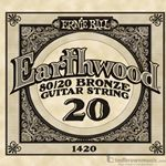 Ernie Ball String Guitar .020 Bronze 1420BR