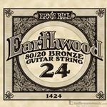 Ernie Ball String Guitar .024 Bronze 1424BR
