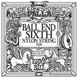 Ernie Ball String Guitar 6th Nylon Ball End 1526
