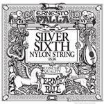 Ernie Ball String Guitar 6th Nylon Silver 1536