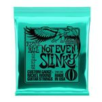 Ernie Ball Strings Guitar Not Even Slinky 2626