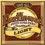 Ernie Ball Strings Guitar Earthwood Medium EARTH2002