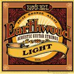 Ernie Ball Strings Guitar Earthwood Light EARTH2004
