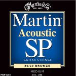 Martin Strings Guitar SP Medium MSP3200