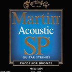 Martin Strings SP Phosphor Bronze Medium MSP4200