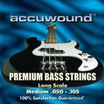 Accuwound Strings Bass Medium ACO50BM
