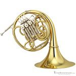 Yamaha YHR667 Geyer Series Fixed Bell Full Double French Horn