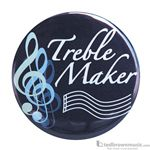 "Music Treasures Button ""Treble Maker"" 721156"