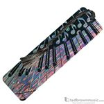 Chesbro Bookmark Shimmering Notes 6304
