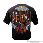 "Aim Gifts 10613 ""Life is Full of Important Choices"" Guitar T-Shirt"