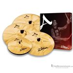 Zildjian A Custom Cast 4 Pack