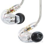 Shure SE215-CL In Ear Monitor Earphones
