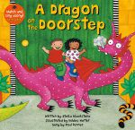 A Dragon on the Doorstep Paperback with CD